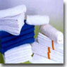 White and Dyed Towels 2